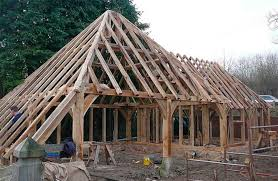 Timber Frame Buildings Devon