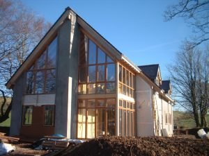 Timber Frame Houses Devon